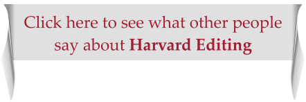 Click here to see what other people say about Harvard Editing